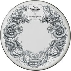 Remo tattoo skyn drumhead 14 in. dragon skyn graphic size: 14 in. Tattoo Drawings, Body Art Tattoos, Sleeve Tattoos, Tattoo Art, Small Tattoos For Guys, Cool Small Tattoos, Wolf Tattoos, Dragon Tattoos, Trommel Tattoo