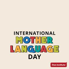 What is your mother language? Share in the comments below!