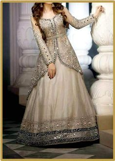 DESIGNER Net Master Replica 2019 is part of Party wear indian dresses - Buy V Luxury Embroidered Bridal Wear Master Replica From 2019 Collection On Retail And Wholesale Price on Pakistan's Best Replica Store Party Wear Indian Dresses, Designer Party Wear Dresses, Indian Gowns Dresses, Indian Bridal Outfits, Kurti Designs Party Wear, Dress Indian Style, Pakistani Bridal Dresses, Pakistani Dress Design, Indian Designer Outfits