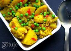 Aloo Gobi Curry