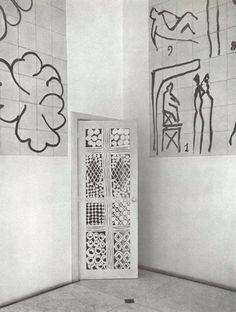 Chapelle du Rosaire de Vence by Matisse