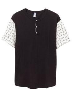 f61bd009e37 Alternative Home Run Printed Eco-Jersey T-Shirt Check Please