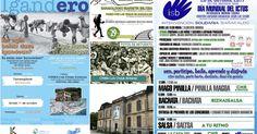 Agenda | Lucha solidaria contra el ictus + taller de marioneta + marcha ecologista