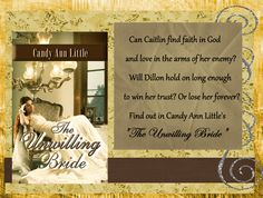 The Unwilling Bride by Candy Ann Little