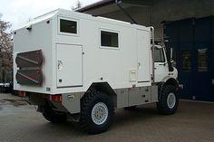 Unicat EX38  Unimog U 1550 L37