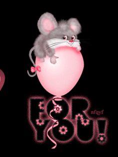 С Днем Рождения,Ириша!!! (для irihka85) - анимация на телефон №1288437