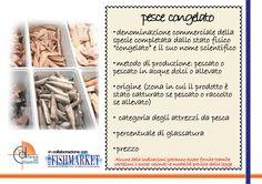 Cambiano regole anche per il #pesce #congelato . Ecco cosa c'è di nuovo spiegato in #infografica #AlimentiNuoveEtichette
