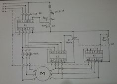 beb34b49fc2e2220e5bd9c9c7a843729 motor controller help advice needed arduino research pinterest star delta starter diagram with control wiring at virtualis.co