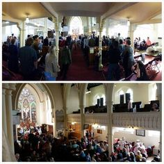 Photos of an event last year @ St. Mark's with altar and tablets in background. Church Of England, Altar, Photos, Pictures, Altars, Cake Smash Pictures