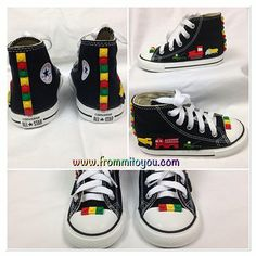 613eea7882a656  custom  design by  frommitoyou  converse
