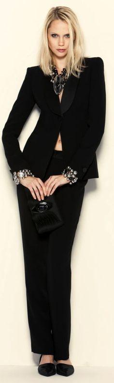 Giorgio Armani ~  http://www.roehampton-online.com/?ref=4231900 #womensfashion #style #fashion  #office #work