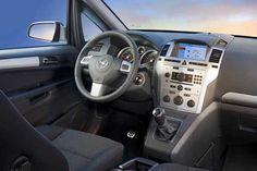 Manutenção do sistema de direção hidráulica da Chevrolet Zafira