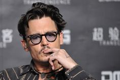 What do you think of Johnny Depp's engagement ring?