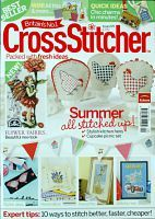 tons of online magazines with patterns Cross Stitch Tree, Cross Stitch Books, Beaded Cross Stitch, Cross Stitch Embroidery, Cross Stitch Patterns, Magazine Cross, Book And Magazine, Front Cover Designs, Cross Stitch Magazines