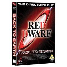 Red Dwarf: Back to Earth DVD (Director's cut) (Region 2)