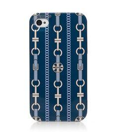 Tory Burch - Printed iPhone 4 Hardshell Case
