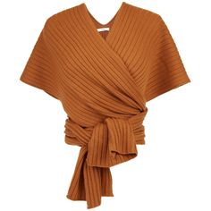 The 10 Fall Fashion Pieces You Need to Feel Like a Real-Life Ballerina - Tibi Shawl from InStyle.com