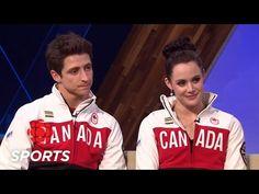 Tessa Virtue and Scott Moir on Olympic Primetime - Sochi 2014 Olympics - YouTube