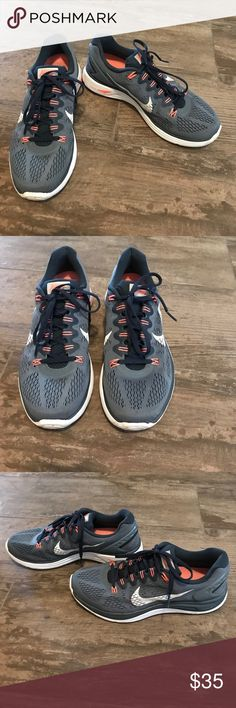 Nike Lunarglide 7 Women US 6.5 Black Running Shoe - Athletic shoes for women  (*Amazon Partner-Link) | Athletic Shoes for Women | Pinterest | Athletic  shoes, ...