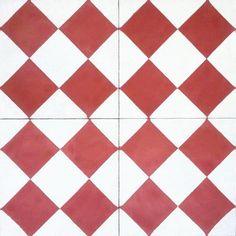 Mosaico Hidráulico/Encaustic Ciment Tiles. Mod. 125 B Victorian