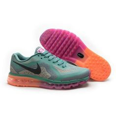 hot sale online e657c eca86 Discover the Discount Nike Air Max 2015 Woman Running Shoes - Green Orange  Pink Cheap To Buy group at Pumacreeper. Shop Discount Nike Air Max 2015  Woman ...