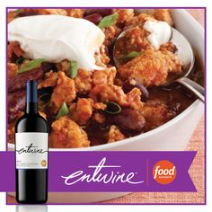 Looking for a quick and delicious recipe that can be ready for game time? Try this 30-Minute Turkey Chili recipe from Food Network Kitchens: https://entwine-wines.com/pairings/30-minute-turkey-chili