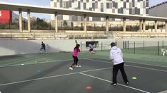 Tennis Pre Season 2015 - Coordinative intermitent circuit on court Medicine Ball, Circuit, Tennis, Seasons, Videos, Sports, Yard, Hs Sports, Real Tennis