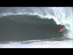 The Ride of the Year Nominees in the 2012 Billabong XXL Big Wave Awards