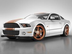 Whiteside Customs' 2012 Ford Mustang GT
