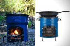stove 11 650x433 Rocket Portable Stove by EcoZoom