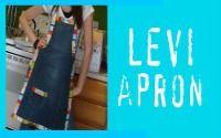 jean apron...cute and sturdy!