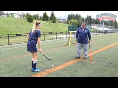 Tackling Drills, Techniques & Strategies for Field Hockey - YouTube