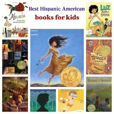 Top Best Latino American Children's Books (ages to celebrate National Hispanic Heritage Month Spanish Lessons, Learning Spanish, Art Lessons, Spanish Heritage, Hispanic Heritage Month, Hispanic History Month, Hispanic American, Hispanic Culture, American Children