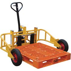 Hydraulic pistons allow pallet jacks to lift heavy loads with ease. Take a look at the features for Vestil Pallet Jack., Overall Width: Overall Height: Buy Pallets, Tricycle Bike, Pallet Jack, Electric Tricycle, Lift Table, Lumber Storage, 3d Modelle, Go Kart, Metal Working
