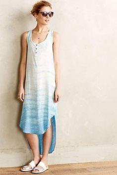 Waved Silk Dress - anthropologie.com #anthrofave