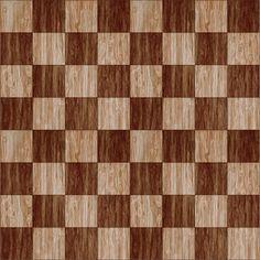 Morandi Sisters Microworld: Printable Wallpapers - Wood Chess-Style - Carte da parati Stampabili
