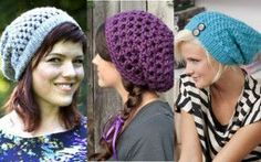 With the fall season officially here it's the best time to work up these 18 crochet slouchy beanie patterns. Wear them indoors or outdoors, depending on your style. Either way you sport them, they're sure to keep you warm and fashionable.