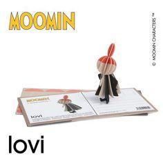 Afmeting kaart: 17 cm x 25 cm Afmeting Moomin Papa: 11,5 cm Gewicht: 65 gram