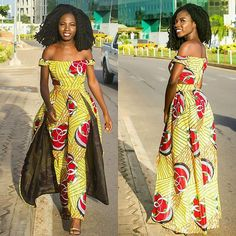 Unleash Your Style In These Jaw-Dropping Ankara Styles - Wedding Digest Naija African Fashion Designers, African Inspired Fashion, African Print Fashion, Africa Fashion, African Attire, African Wear, African Women, African Dress, African Prom Dresses