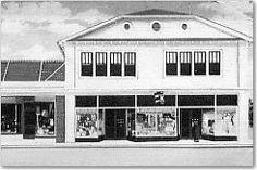 Harris Department Store. Crestview. 1940s