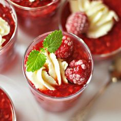 Raspberry Compote (in Polish with translator)