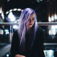 Idée Couleur & Coiffure Femme 2017/ 2018 : Image via We Heart It weheartit.com/ #girl #grunge #hair #pretty #real #sad #