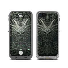 Black Book LifeProof iPhone 5c fre Skin