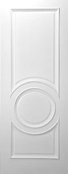Circle Middle Panel White Primed w/ Recessed Moulding (1 3/4  $370 plus hardware