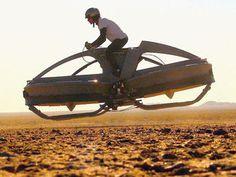 moto volante Aerofex