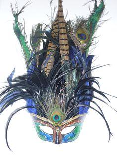 Masks 'Cirque du Soleil'