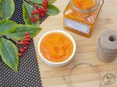 Toskański dżem z marchewki