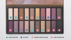 We love getting a glorious new eye shadow palette. We hate only using three of the countless shades in the palette. If you want to make the use of your makeup, here's how you can using every shade in your latest buy.