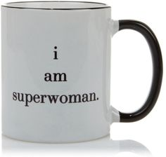 Retrospect Group I am Superwoman Mug in Gift Box