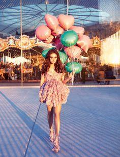 Mila Kunis Harper's Bazaar April 2012